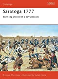 img - for Saratoga 1777: Turning Point of a Revolution (Campaign) book / textbook / text book