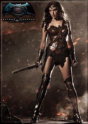 Ata-Boy Batman v Superman Dawn of Justice Wonder Woman 2.5