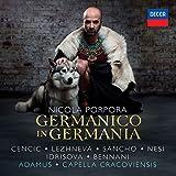 Classical Music : Porpora: Germanico In Germania [3 CD]