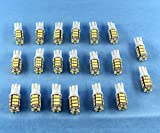 XA 20 x White T10/921/194 RV Trailer 42-SMD 12V Backup Reverse Xenon LED Lights Bulb