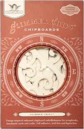 TATTERED ANGELS Glimmer Chips: Travel, Destination Unknown