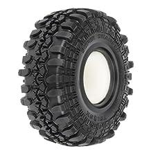 Proline Racing 1166-14 Interco TSL SX Super Swamper 2.2-Inch G8 Rock Terrain Truck Tires with Memory Foam