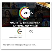 Flat 40% off at checkout||ZEE5 One Year Subscription Digital Voucher
