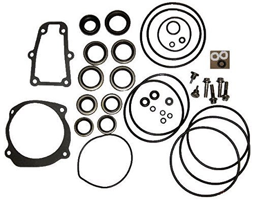 OEM BRP Johnson Evinrude OMC Gearcase Lower Unit Seal Kit 5006373 - Johnson Evinrude Lower