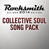 Rocksmith 2014 - Collective Soul Song Pack - PS4 [Digital Code]