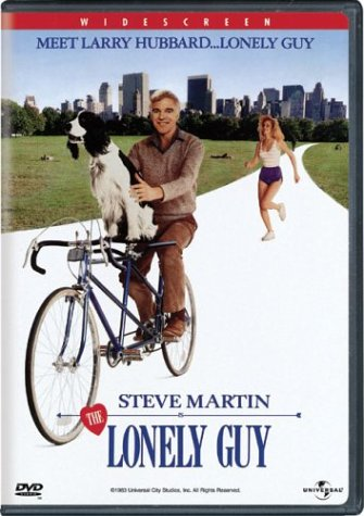 DVD : The Lonely Guy (Widescreen)