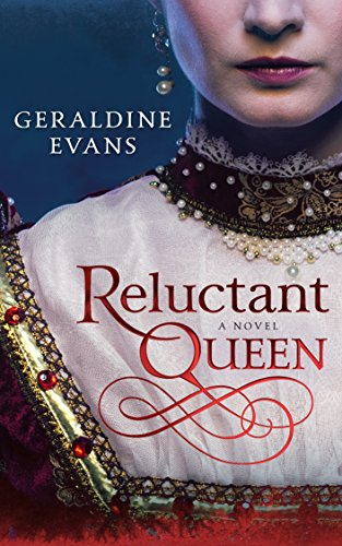 book cover of Reluctant Queen