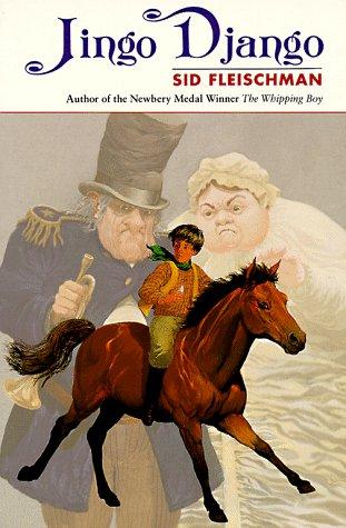 book cover of Jingo Django