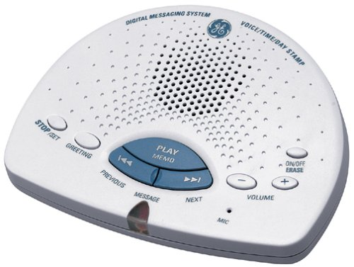Ge Phone Answering Machine (GE 29878GE1 Digital Messaging System)