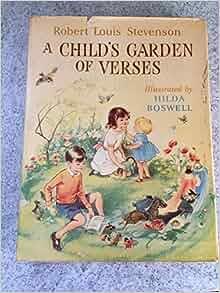 Child 39 S Garden Of Verses Robert Louis Stevenson 9780001371071 Books