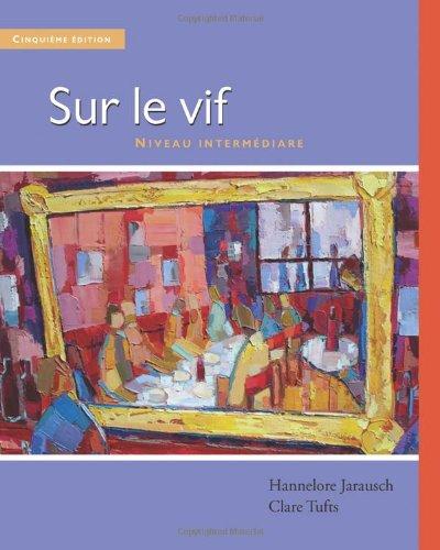 Sur le vif (World Languages)