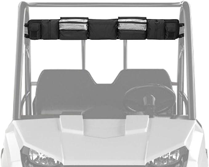 Polaris General Ace UTV Roll Cage Organizer Ammo Storage Cargo Bag Easy Install