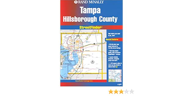 Rand mcnally streetfinder tampahillsborough fl rand mcnally rand mcnally streetfinder tampahillsborough fl rand mcnally 9780528972539 amazon books sciox Image collections