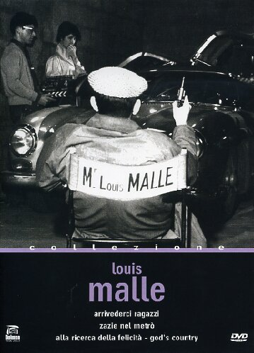 Louis Malle Collezione (3 Dvd) - IMPORT - Three Films By Louis Malle