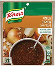 Knorr Onion Soup Mix 55g/1.9 oz, Pack of 12