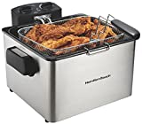 Cheap Hamilton Beach (35035) Deep Fryer, With Basket, 4.5 Liter Oil Capacity, Electric, Professional Grade