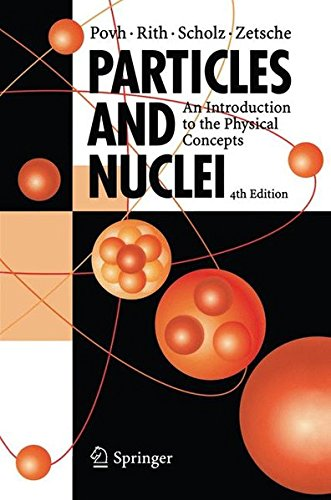 Particles and Nuclei: An Introduction to the Physical Concepts