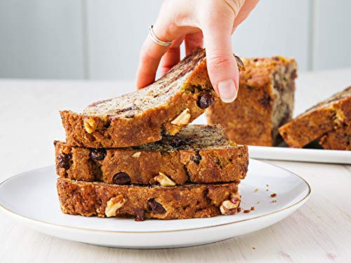 How To Make Pefect Chocolate Chip Banana Bread Every Time