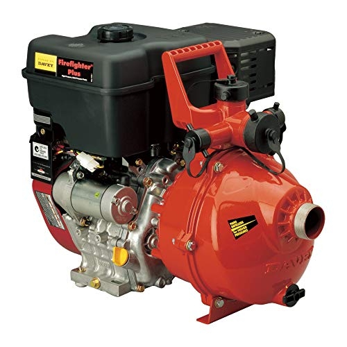 Davey Self-Priming High-Pressure Twin Impeller Water Pump - 7,200 GPH, 144 PSI, 9 HP, 1 1/2in. Ports, 305cc Briggs and Stratton Vanguard Engine, Model Number AK301