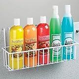 Shampoo Rack Hanging Wire Basket Professional Groomer Stylist Barber