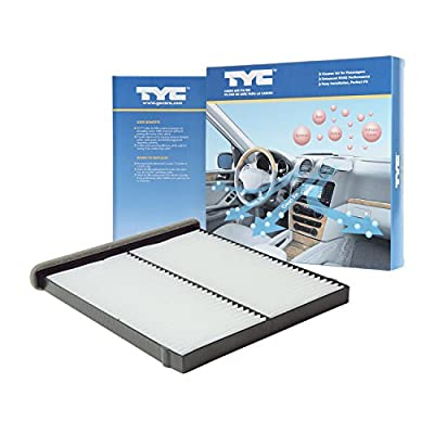 TYC 800185P Compatible with MAZDA Replacement Cabin Air Filter: Automotive