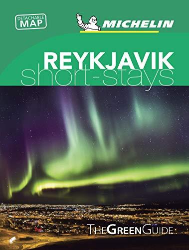 Michelin Green Guide Short Stays Reykjavik: Travel Guide