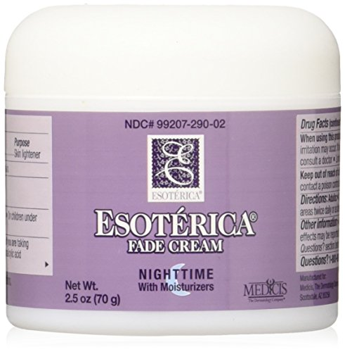 Price comparison product image Esoterica Fade Cream Nighttime With Moisturizers, 2.5 oz