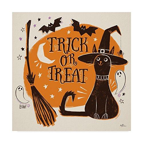 Trademark Fine Art Spooktacular III by Janelle Penner Fine Art, 24