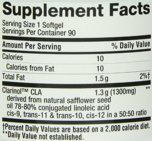 Natures-Way-CLA-1300mg-90-Softgels