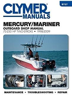 1990 1997 mercury mariner outboard 75hp 275hp service repair manual instant download