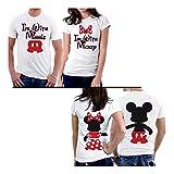 jamba juice gift card - picontshirt Mickey Minnie Two Sided Matching Couple Shirts Men L/Women XL Design 164