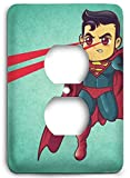 Mighty Kid Superman Outlet Cover