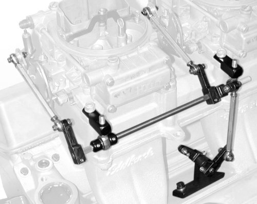 - Edelbrock 7071 Side Mount Throttle Linkage Kit