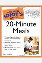 The Complete Idiot's Guide to 20-Minute Meals Paperback