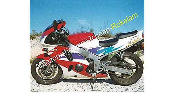 Amazon.com: Fashion Cowling For Kawasaki NINJA ZX6R 94 95 96 ...