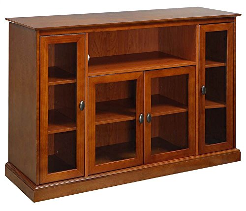 Convenience Concepts 8066036CH Summit Highboy TV Stand ()