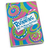 Gone For a Run Oh The Places You'll Go Running Journal | Paper Journal by