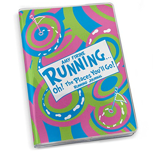 Gone For a Run Oh The Places You'll Go Running Journal | Paper Journal