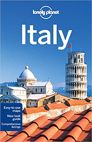 books on traveling to italy