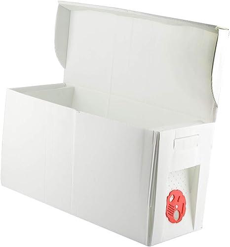 Dewin Caja Nuc - Caja de cartón, Equipo de Apicultor de Apicultura de Abeja y Colmena Nuc: Amazon.es: Hogar