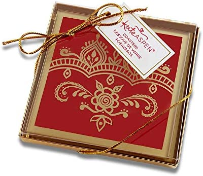 Kate Aspen Indian Jewel Gift, Goodie (Set of 6) Welcome Bag