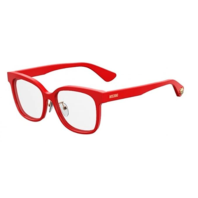 f5ec9ec48a Eyeglasses Moschino Mos 508 0C9A Red at Amazon Men s Clothing store