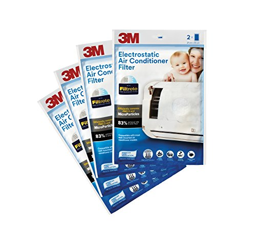3M Non-Woven Fiber Electrostatic Air Purifying Filter....