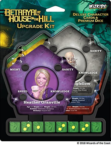WizKids  Betrayal at House on The Hill Upgrade Kit]()