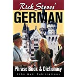 Rick Steves' German Phrase Book And Dictionary