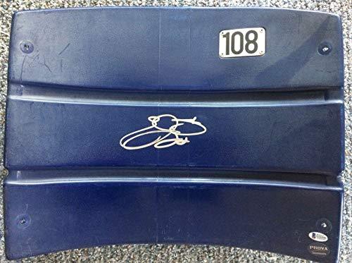 Emmitt Smith Signed Texas Stadium Seat Back Autographed BAS COA Dallas Cowboys - Beckett Authentication