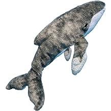 "Plush Wave Rider Humpback Whale 14"""