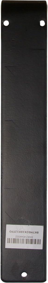 Ekena Millwork BKTM01X05X08SFO  1 1//2-Inch W x 5 1//2-Inch D x 8-Inch H Foster Single Wrought Iron Bracket