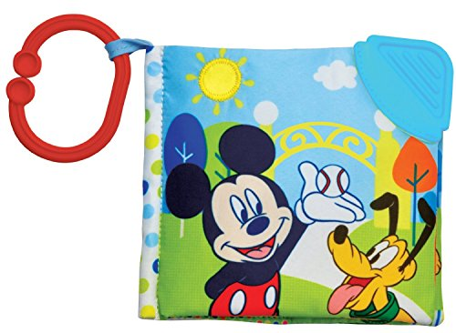 Kids Preferred Mickey Mouse Soft Book ()