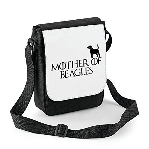 Game 18x22 In Of Cm Tracolla Mother Bianco Beagles Idea Mini Poliestere Parody Borsa Thrones Misura A Compleanno Regalo qI7xawZwY